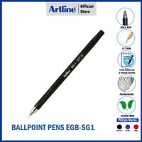 PULPEN ARTLINE NEEDLE TIP FINE WRITING PEN EGB-SG1 - Hitam