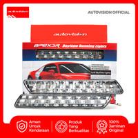 Autovision Apex Car DRL ST003 ADACRCLR