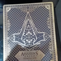 Assasins Creed Syndicate Steelcase PS4