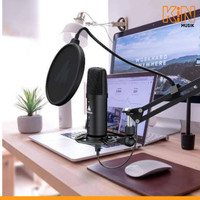MAONO AU-PM401 Microphone USB Recording Podcast ASMR Zoom AU PM 401