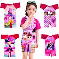 baju renang anak cewek perempuan karakter