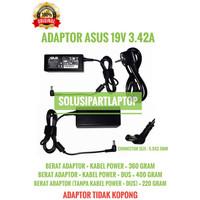 ADAPTOR ASUS X45 X45A X45C X45U X45VD X401 X401U 19V 3.42A 5.5x2.5mm