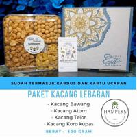 paket kacang Lebaran parcel kacang lebaran Shakeela kacang