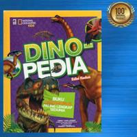 Buku Anak National Geographic - DINO - PEDIA - Edisi Kedua