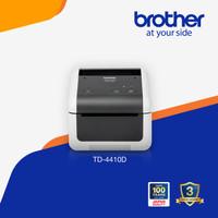 Brother Label PrinterTD-4410D Professional Dekstop TD4410D