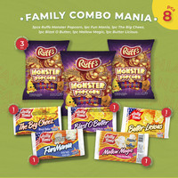 Jolly Time Microwave Popcorn - Family Combo Mania