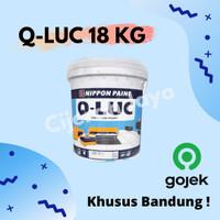 Cat Tembok Q Luc / Q-Luc / Qluc 1 Pail (20kg) Nippon Paint