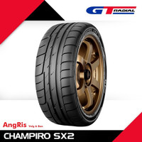 GT Radial Champiro SX2 195 / 50 R15 Ban Mobil RACING BALAP SEMI SLICK