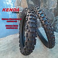 1 Set ban Kenda Millville II 80/100-21 & Kenda K783 100/100-18