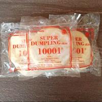 SUPER DUMPLING SKIN 10001 / KULIT PANGSIT/ SIOMAY / KUOTIE / GYOZA