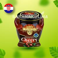Selai Buah Cherry [Dalmatia Sour Cherry Spread] 700gr