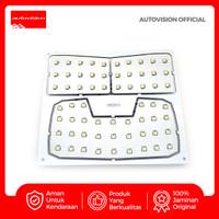 Autovision Microzen White LED Dome for Hyundai Tucson 2011 AY24DCZW