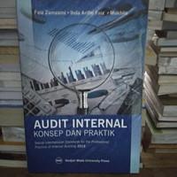 Audit Internal Konsep dan Praktik