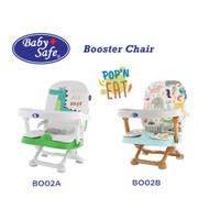 Baby Safe POP n Eat Booster Seat Kursi Makan Bayi