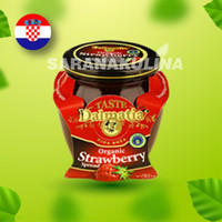 Selai Buah Strawberry [Dalmatia Strawberry Spread] 700gr