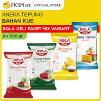 BOLA Deli Paket Mix Variant Isi 4