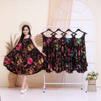 Baju Tidur Hommy dress Daster Kensy Jumputan Klok-LD 110-AJIKARTA SHOP