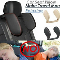bantal mobil headrest side bantal anti kepentok di mobil car sleep