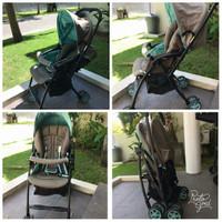 Stroller Aprica Karoon Grey