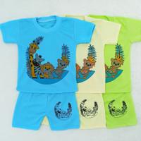 Pakaian Anak Laki-laki usia 0-2tahun, Setelan Anak, Baju Bayi