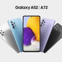 Samsung Galaxy A72 256 GB segel , no repack , purple ready - AWESOME VIOLET, 256 GB