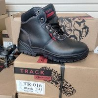 Sepatu Safety track 016 / Ankle Boot TR-016 - 38
