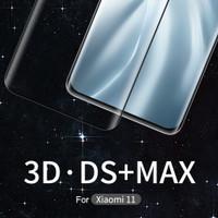 Tempered Glass 3D DS+ Max Nillkin Full Glue Xiaomi Mi 11 Original