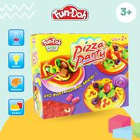 Fun-Doh Chef - Pizza Party - Mainan Edukasi Anak