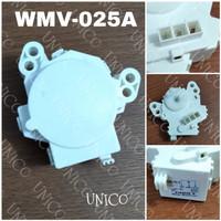 Motor Drain mesin cuci Toshiba Putih Original GM-80-4 (Model Putar)