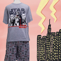 Baju Tidur anak GS (Star Wars troops)st.cln pdk lgn pdk
