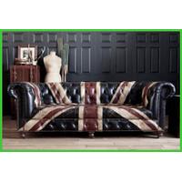 Sofa Minimalis Leather Chesterfield 3 Seater #Ardhanjati.com