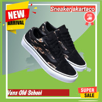 Sepatu Vans Old Skool Forgoten Tones Skateboard Kasual Terbaru Import