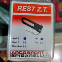Arrow Rest Spigarelli ZT Arrowrest Spiga Barebow Magnetic Bima Archery