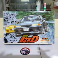 Fujimi Aoshima 1/24 Model kit Initial D, Skyline R32 Takeshi