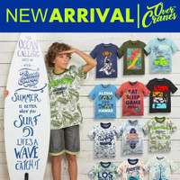 Kaos Anak Tanggung Laki Laki 6 - 16 Tahun Baju Cowok Overcranes