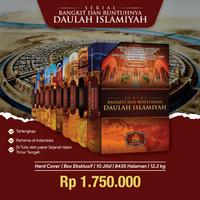 Buku Paket Serial Bangkit & Runtuhnya Daulah Islamiyyah ( 10 Buku )
