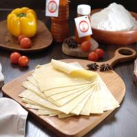 Kulit Pangsit Goreng Garlic - Baso Yen