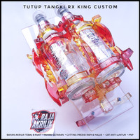 New Botol Oli Samping RX King Variasi