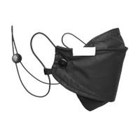 INSURGENT Masker Buff 3D Mask Black (3pcs)