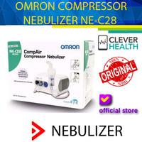 OMRON COMPRESSOR NEBULIZER NE-C28 / ALAT BANTU SESAK NAFAS