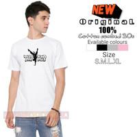 baju/kaos dewasa/remaja bahan cotton combed anak HipHop