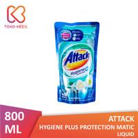 Attack Hygiene Plus Protection Matic Liquid 800 ML