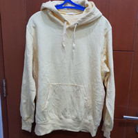 Jaket Hoodie Sweater Baju Kaos Lengan Panjang Uniqlo GU Original