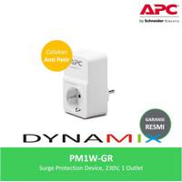 APC PM1W-GR Surge Protector • Filter Listrik & Anti Petir