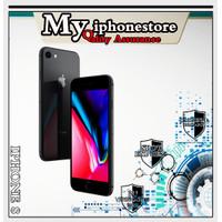 APPLE IPHONE 8 64 GB GSM FU GARANSI PLATINUM 1 TAHUN - Merah