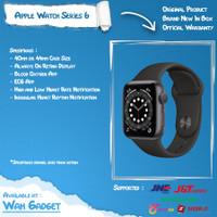 Apple Watch Series 6 44mm 40mm / iWatch 6 2020 - Garansi 1 Tahun