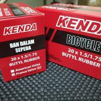 Dijual Ban Dalam Kenda 20 X 1 50 1 75 150 175 Presta 60Mm Limited