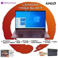 Lenovo Yoga Slim 7 14ARE05 11ID   Ryzen 7 4800U 16GB 1TBssd W10 14FHD