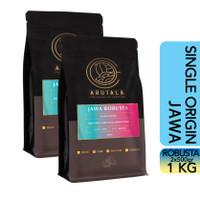 ARUTALA Kopi Jawa Robusta Java Coffee 1KG