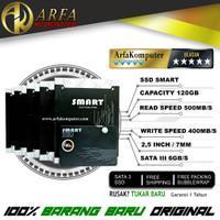 SSD 120GB Smart SATA 3 - Garansi 3 Thn - New